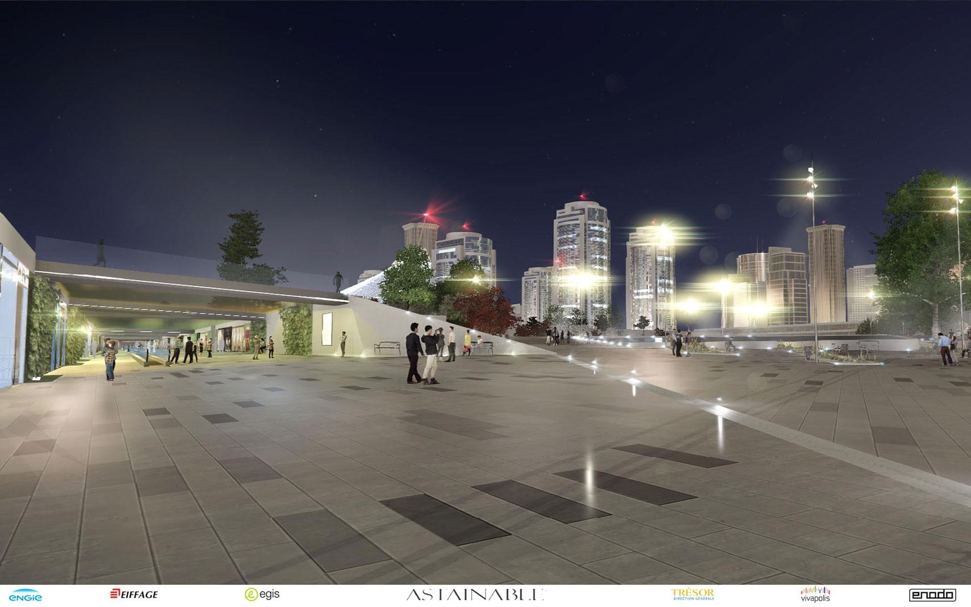 Astainable villes paysages for Ministere du commerce exterieur